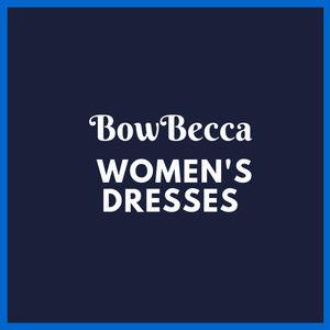 Women's Dresses sign